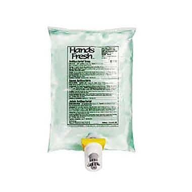 Kruger Hands Fresh® Premium Anti-Bacterial Foam Soap, 1 L