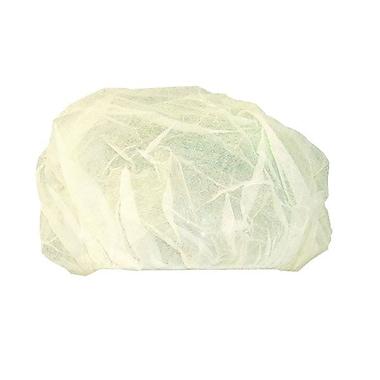 Ronco - Bonnet bouffant en polypropylène de 21 po, blanc