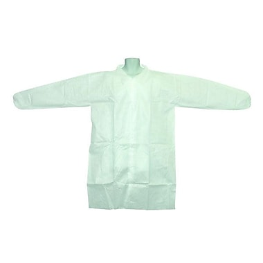Ronco Polypropylene Labcoat, XL