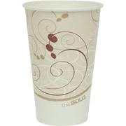 SoloMD – Gobelet pour boisson froide en papier, design SymphonyMC