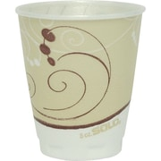 Solo® Dual Temperature Insulated Foam Cup, 8 oz., Symphony