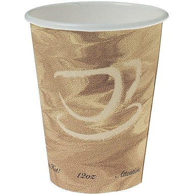 Solo® Single-sided Poly Paper Hot Cup