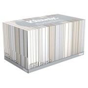 KleenexMD – Serviettes pour les mains Ultra Soft 9 po x 10,5 po dans une boîte distributrice, blanc, bte/18 paquets