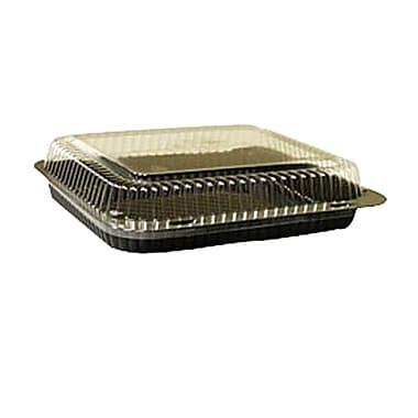 Par-Pak® Polyethylene Hinged Utility Container