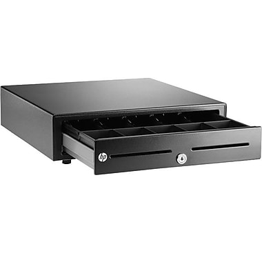 HP® QT457AT#ABC Standard Duty Steel Electronic Cash Drawer