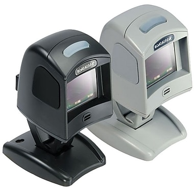 Datalogic™ Magellan 1100i USB 1D Barcode Scanner, 5 mil Omnidirectional, Gray