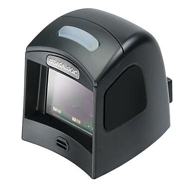 Datalogic™ Magellan 1100i Multi-Interface Barcode Scanner with RS-232/Black Stand Kit, 5 mil, Black