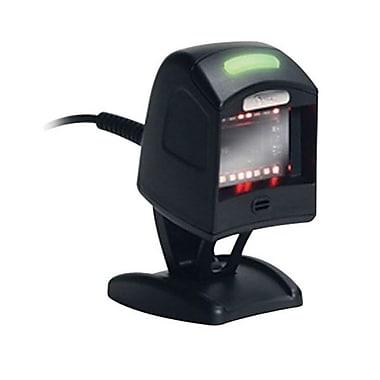 Datalogic™ Magellan 1100i RS-232 1D/2D Barcode Scanner Eur Power, 5 mil Omnidirectional, Black
