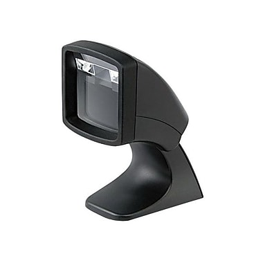 Datalogic™ Magellan 800i RS-232 1D Barcode Scanner with Power Supply (EU), 5 mil Omnidirectional, Black