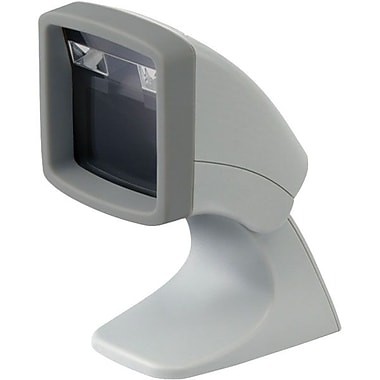 Datalogic™ Magellan 800i RS-232 2D Barcode Scanner, 5 mil Omnidirectional, White