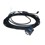 Datalogic™ Serial Cable, Black, 25'
