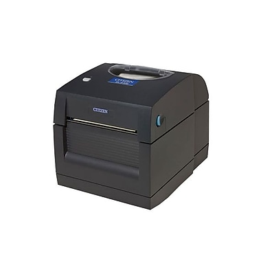 Citizen CL-S300 Direct Thermal Monochrome Label Printer, 203 dpi