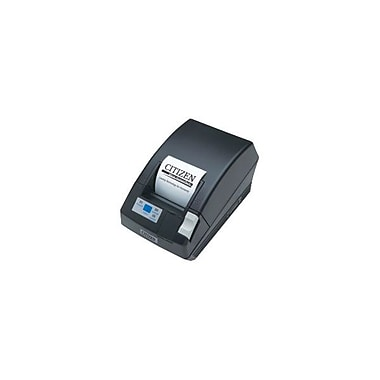 Citizen CT-S281 3.15 in/s USB Interface Thermal POS Printer with Cutter, Black