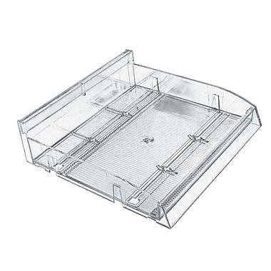 Azar Displays Modular Divider Plastic Bin Tray