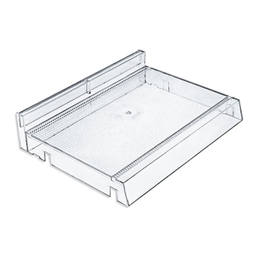 Azar Displays Modular Adjustable Plastic Cosmetic Tray (225830)
