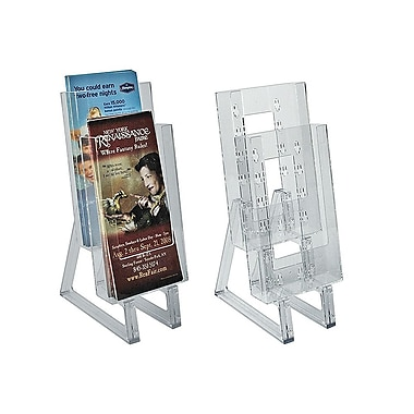 Azar Displays Modular Brochure Holder