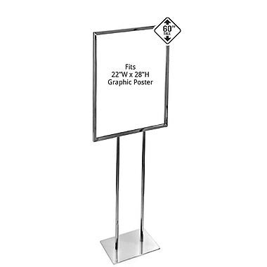 Azar Displays Single Frame Easel Display (300702)
