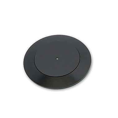 Azar Displays Wide Revolving Display Base, Black, 10/Pack (610109-BLK)