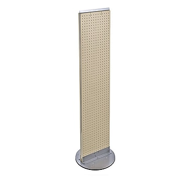 Azar Displays Pegboard Floor Stand, 13.5