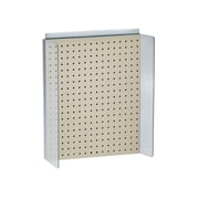 "Azar Displays 16"" x 20.25"" Pegboard Powerwing Display"