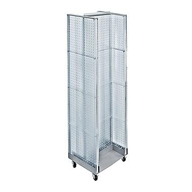 Azar Displays H-Unit Floor Display, 60
