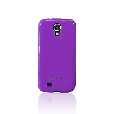 Gel Grip – Étui souple de la collection Classic pour Samsung Galaxy S4, violet, S4PLC