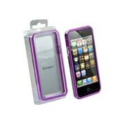 Gel Grip – Étui-cadre pour iPhone 5, violet, BIP5PL