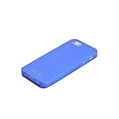 Gel Grip – Étui Gel Skin pour iPhone 5, bleu, IP5BL