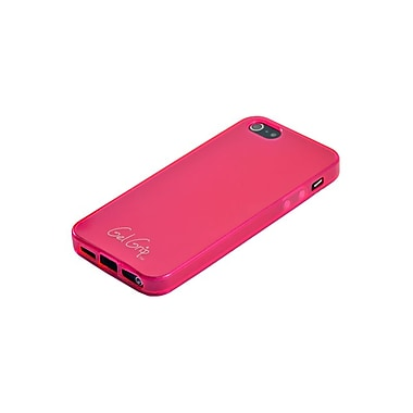 Gel Grip iPhone 5 Pink Gel Skin, Pink, IP5PK