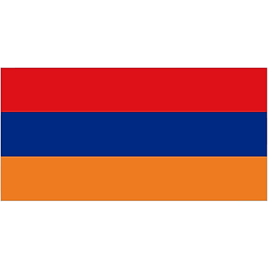 International Flag, Armenia, 36