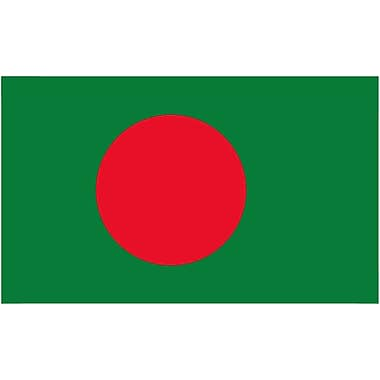 International Flag, Bangladesh, 36
