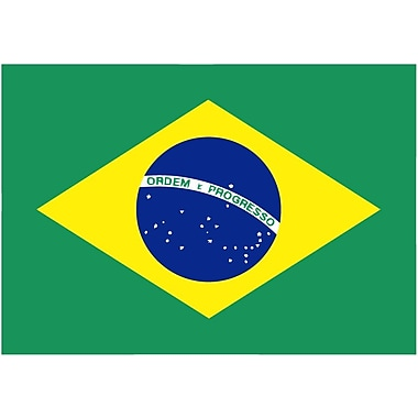 International Flag, Brazil, 36