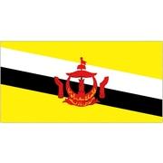 International Flag - Brunei