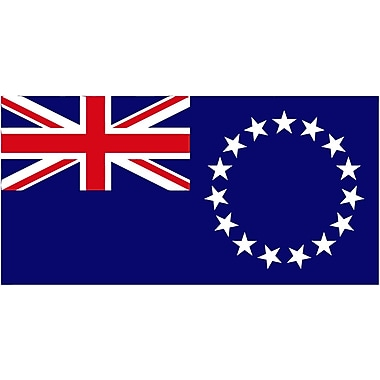International Flag, Cooks Islands, 4