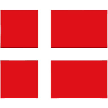 International Flag, Denmark, 36