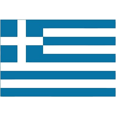International Flag, Greece, 4