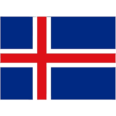International Flag - Iceland