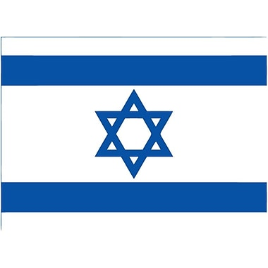 International Flag, Israel, 36