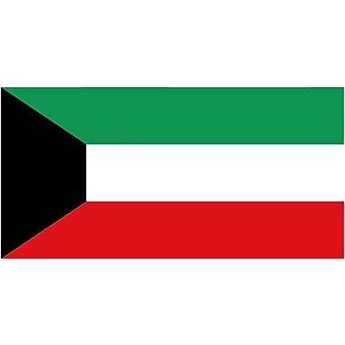 International Flag - Kuwait