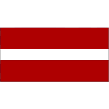 International Flag, Latvia, 36