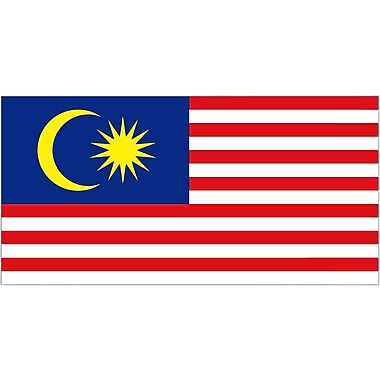 International Flag, Malaysia, 4