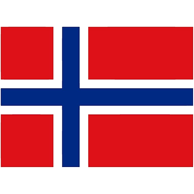 International Flag, Norway, 36