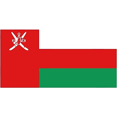 International Flag, Oman, 4