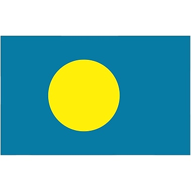 International Flag, Palau, 36