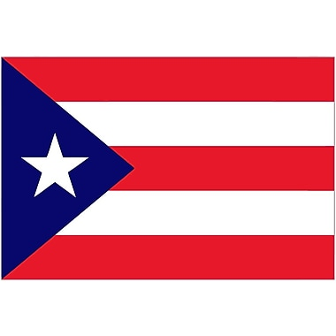 International Flag, Puerto Rico, 4