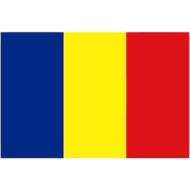 International Flag, Romania, 4