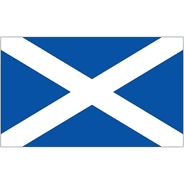 International Flag, St. Andrews Cross, 36