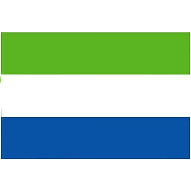 International Flag, Sierra Leone, 4