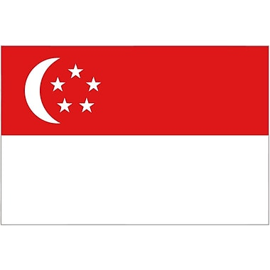 International Flag, Singapore, 4