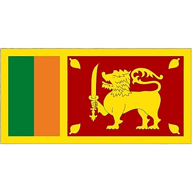 International Flag, Sri Lanka, 36